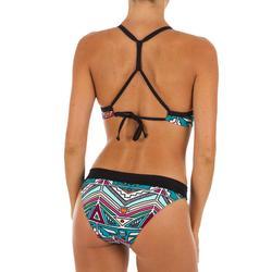Bikini-Hose Nao Ncolo hoher Taillenbund mit Revers Damen
