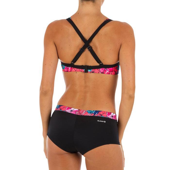 Bikini-Hose Shorty Vaiana Aloha mit Kordelzug Surfen Damen