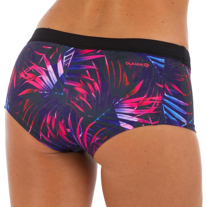 Vaiana Women's Surfing Shorty Swimsuit Bottoms with Drawstring - Palmi