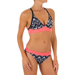 Crop Top Swimsuit Top with Double Adjustable Back BEA MAWA