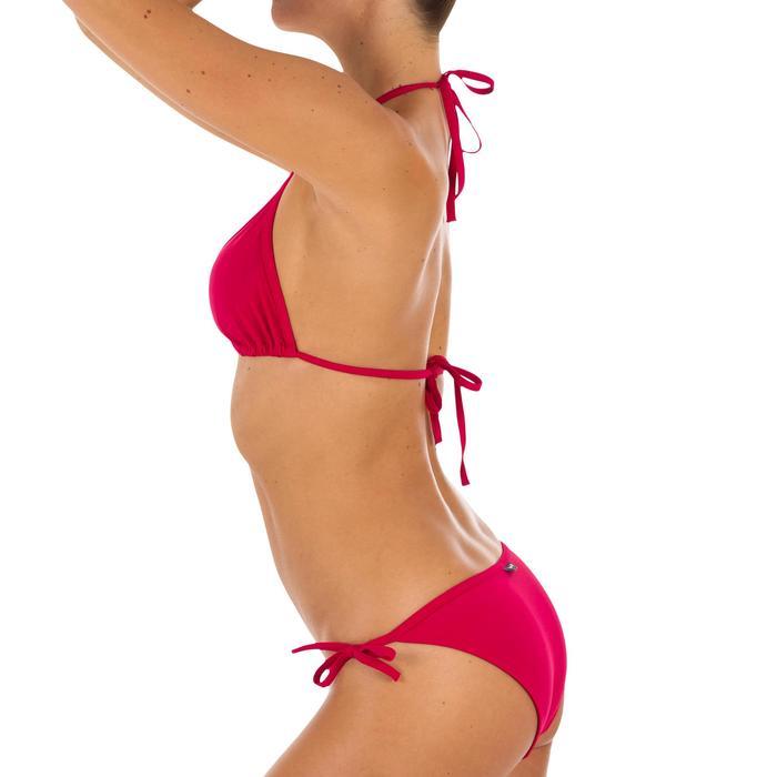 Bikini-Hose Sofy seitlich zu binden Damen rot