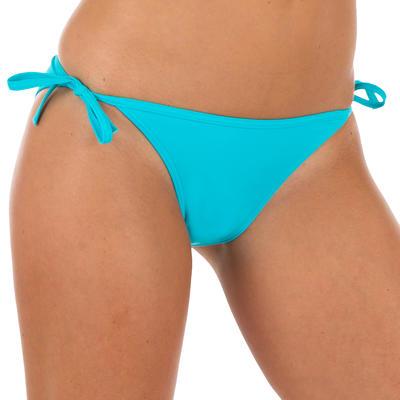 Parte inferior anudada SOFY mujer unida azul clarito