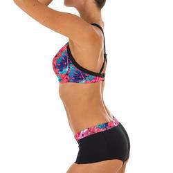 Bikinishortje voor dames aantreklint Vaiania Aloha