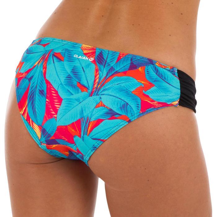 Braguita de bikini de surf plisada a los lados para mujer NIKI WALIS