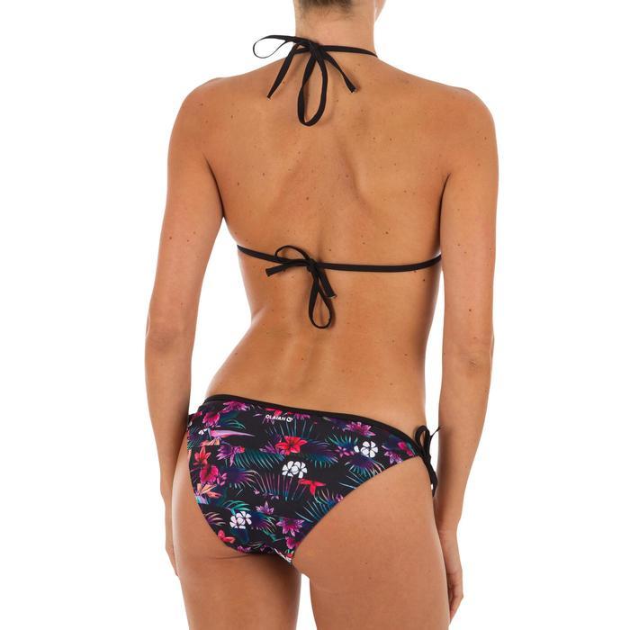 Top Bikini Triangulos Corredizos Olaian Mae Mujer Copas Desmontables Estampado