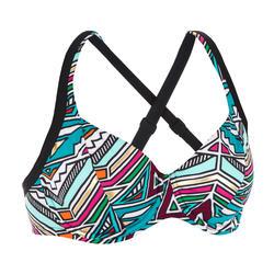 Minimizer-bikinitop met beugels voor dames Eden Ncolo