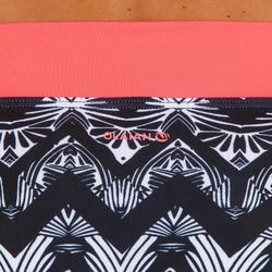 Bikini-Hose Nao Mawa hoher Taillenbund mit Revers Damen