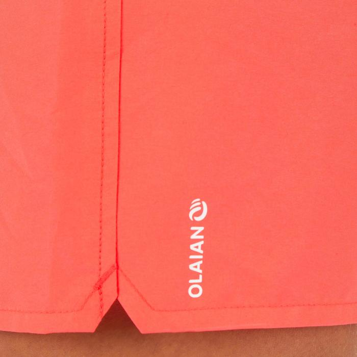 BOARDSHORT MUJER TANA CORAL FLUO