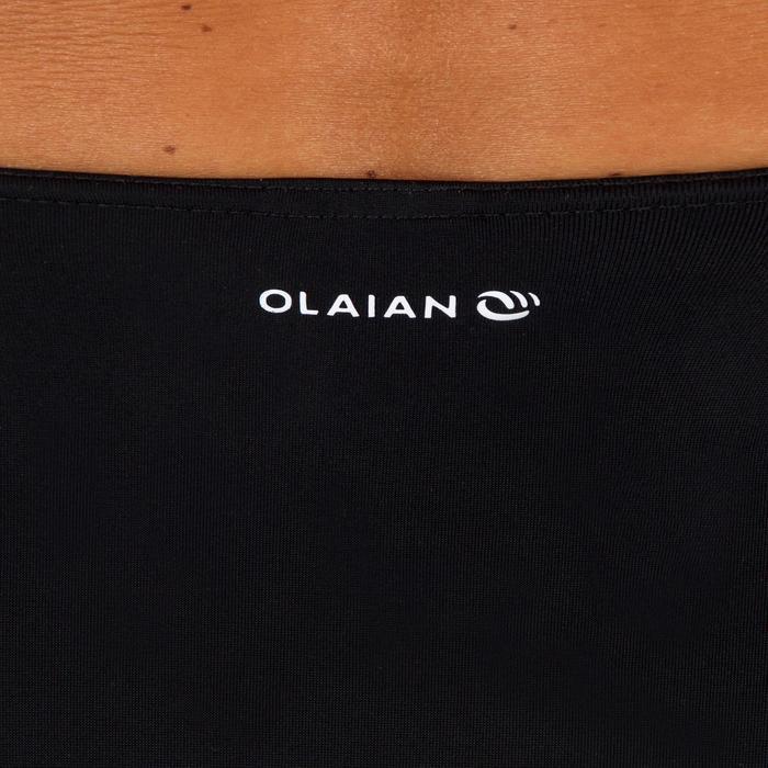 Dames high waisted bikinibroekje Romi zwart
