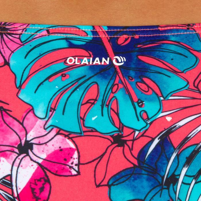 Braguita de bikini de surf para mujer con lateral plisado NIKI ALOHA