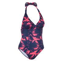 Clea Bandeau 1-piece swimsuit