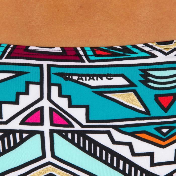 Braguita de bikini de surf para mujer frunces laterales NIKI NCOLO