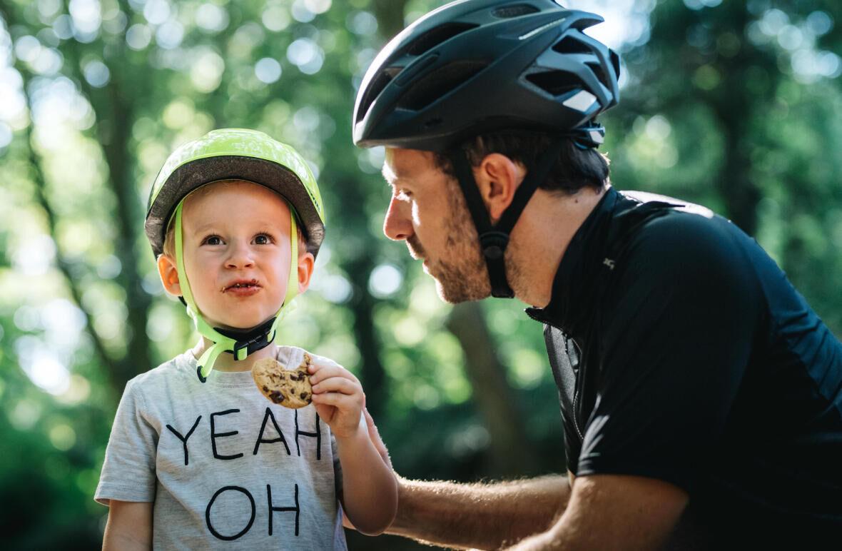 Vélo enfant : tout commence avec un bon équipement