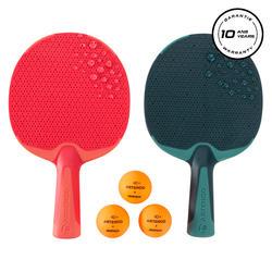 FR 130 / PPR 130 Set of 2 Free Table Tennis Bats