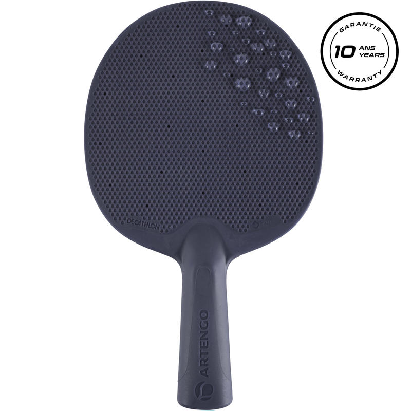 FR 100 / PPR 100 Outdoor Freestyle Table Tennis Paddle - Grey