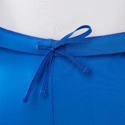 Turnshort voor heren blauw