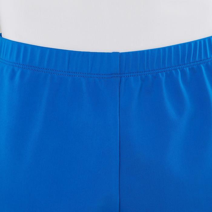 Short voor herenturnen blauw