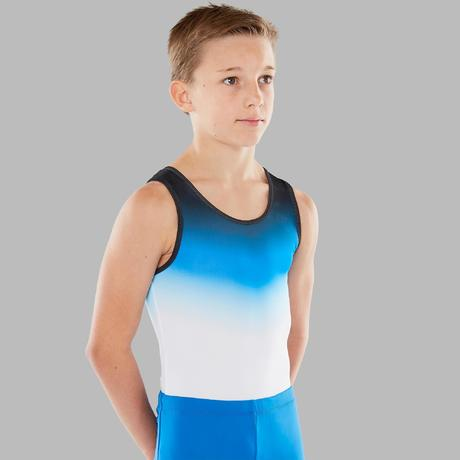 baa0dfe99fa9 Men s Artistic Gymnastics (MAG) Leotard - Blue