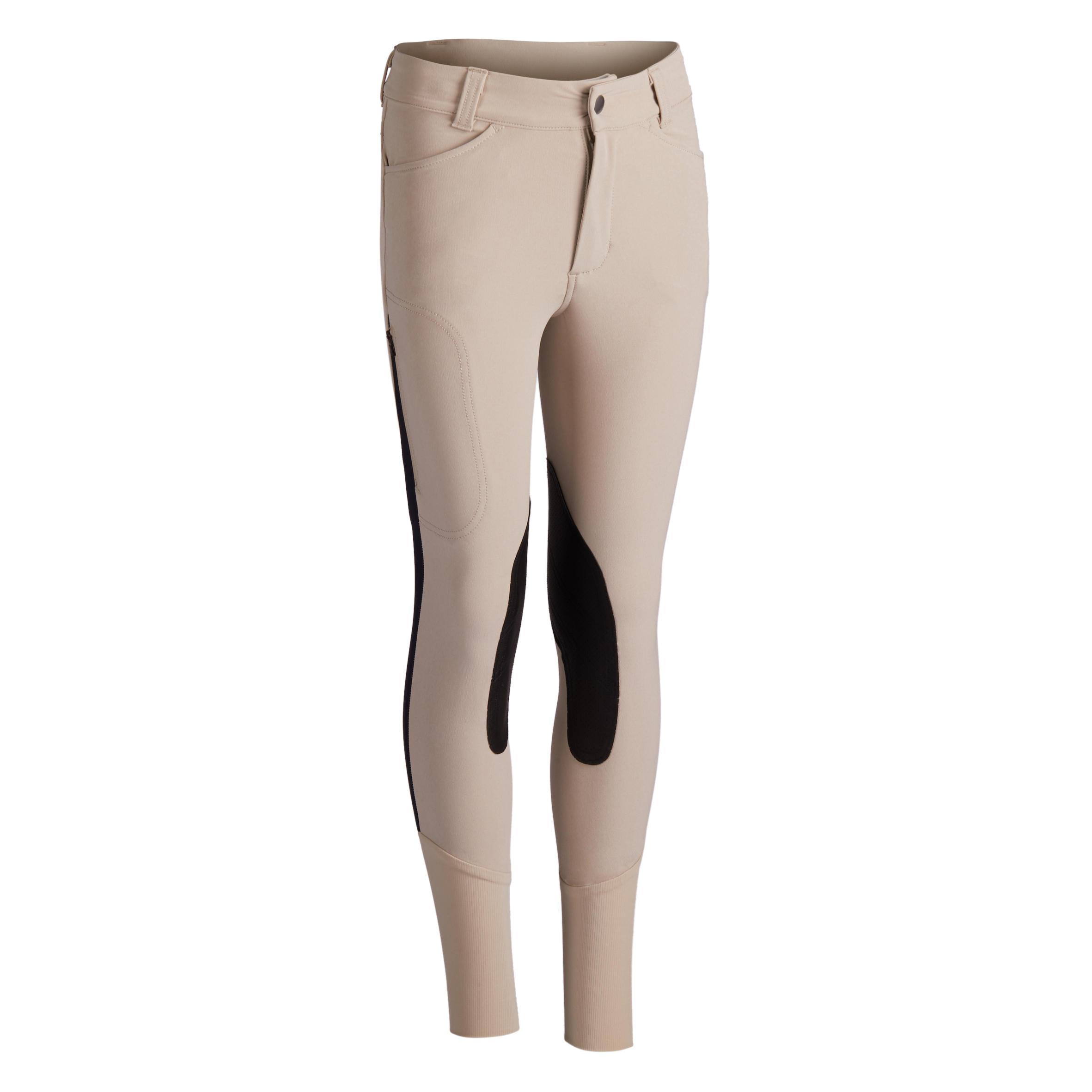 Pantalon Mesh 500 Bej