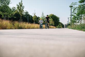 les moyens d'apprendre à faire du vélo