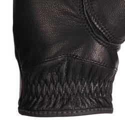 Gants équitation femme 960 noir