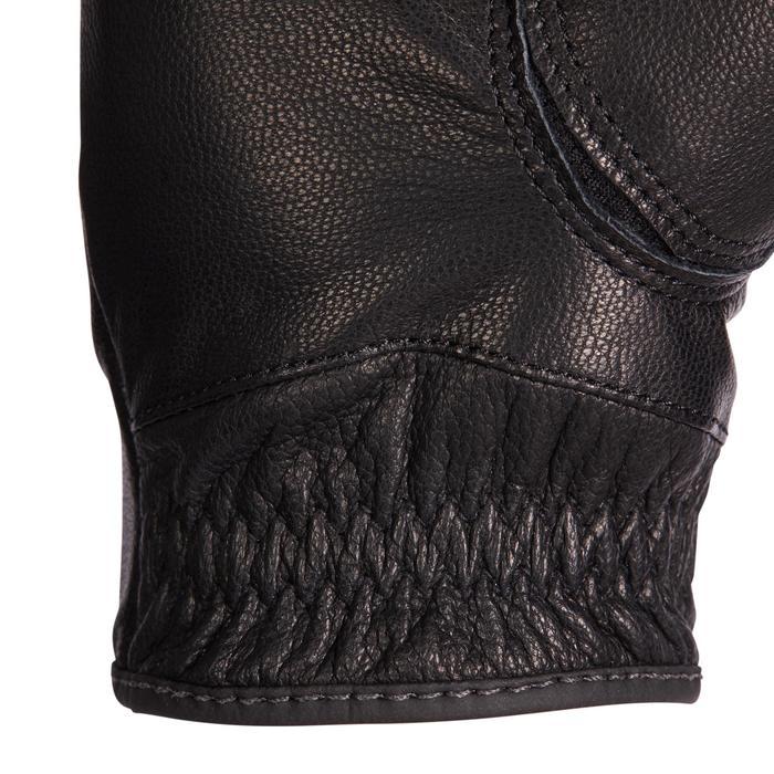 Rijhandschoenen 960 dames zwart
