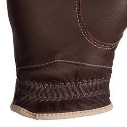 Rijhandschoenen dames 900 bruin