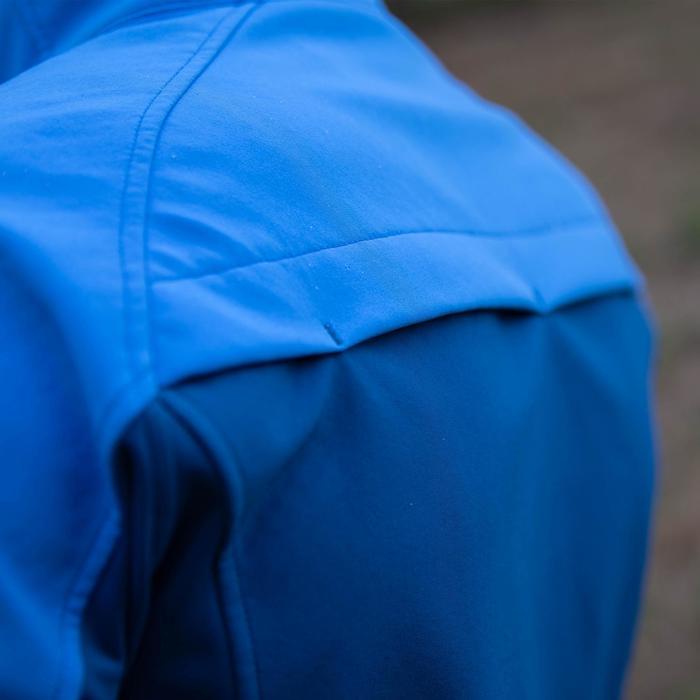Chaqueta de BTT Travesía para hombre ST 500 azul