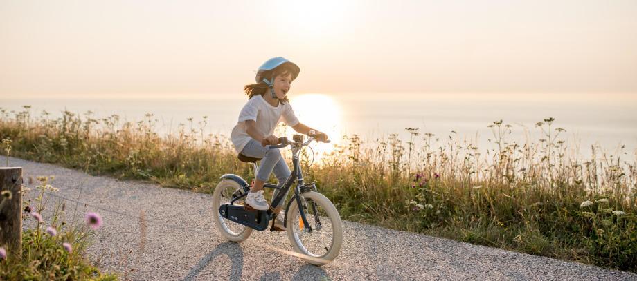 comment choisir une taille de vélo enfant