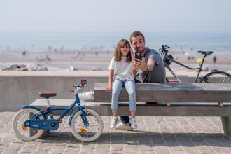 Quelle taille de vélo pour son enfant ?
