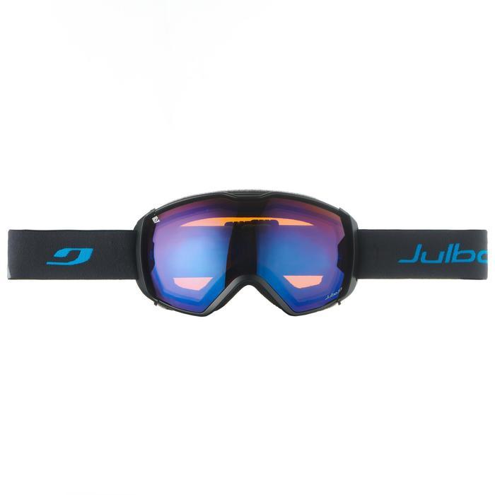 Ski- en snowboardbril voor volwassenen Julbo Airflux zonnig weer zwart blauw