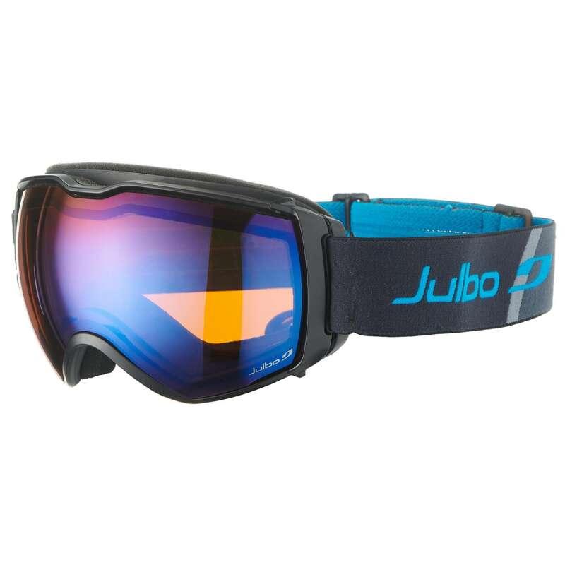 SKIDGLASÖGON & GOGGLES Vintersport - JULBO AIRFLUX VUXEN SVART/BLÅ JULBO - Snowboard