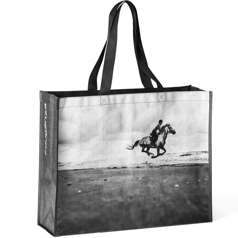 KARTÁČE HŘBÍLKA Jezdectví - TAŠKA NA JEZDECKÉ POTŘEBY  FOUGANZA - Péče o koně