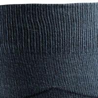 Losanges Adult Horse Riding Socks - Blue/Grey/Navy