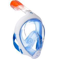 Easybreath snorklingsmask, uppfunnen och designad av Subea