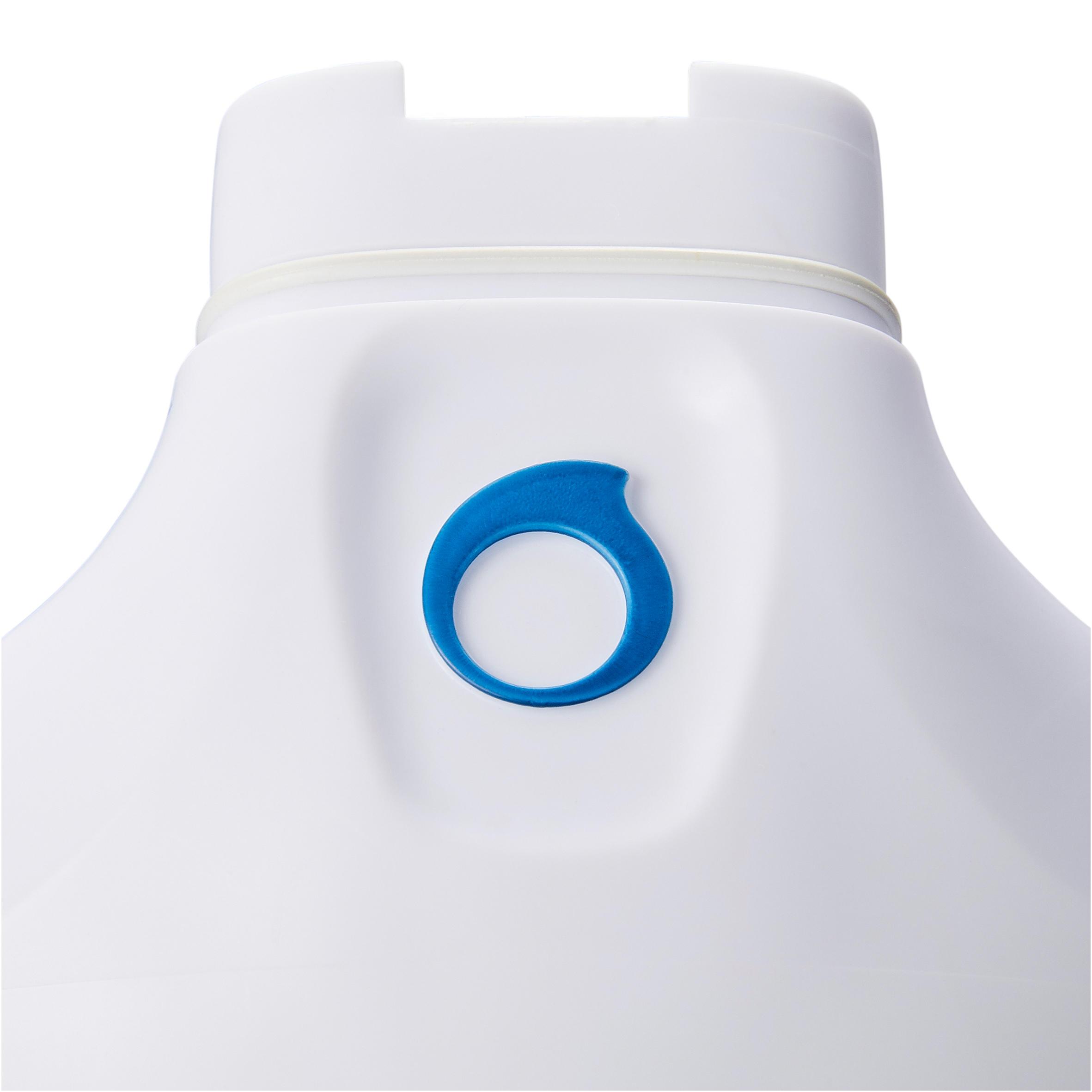 Masque de plongée en surface Easybreath bleu