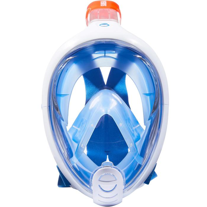 4eb17d873 Máscara Snorkel Subea Easybreath Adulto Azul Subea | Decathlon