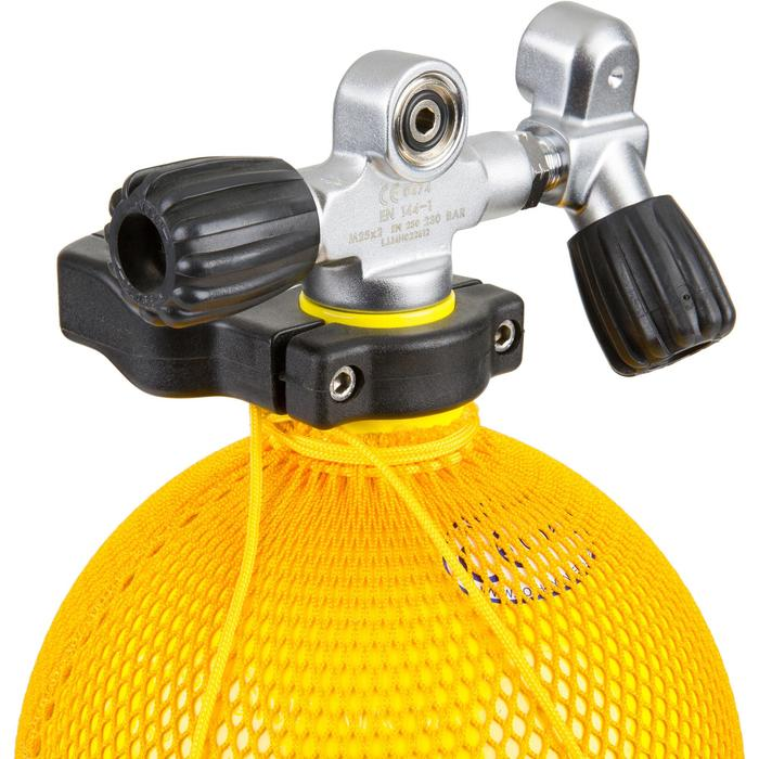 Garrafa de mergulho 12 litros 230 bar