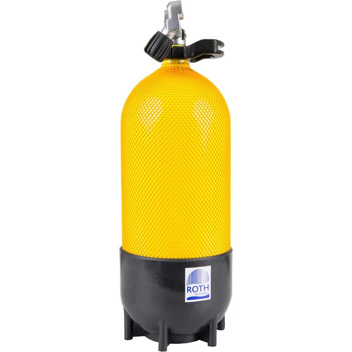 Bloc, bouteille de plongée sous-marine bouteille 12 L court 230 bars