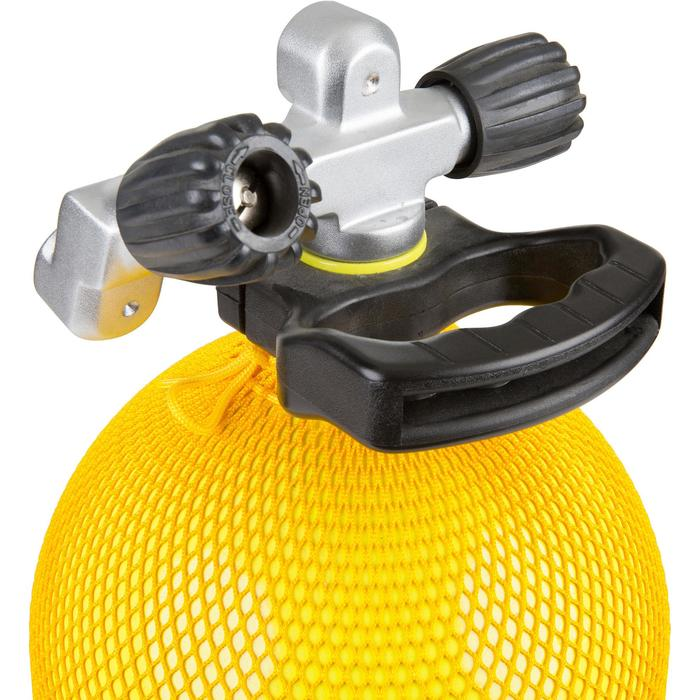 Botella Buceo Roth Mions 15 L 230 Bares Amarillo Negro