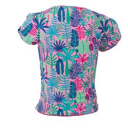 Maillot de bain bébé fille tankini top imprimé jungle