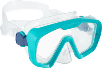 Mask SCD 100 mono turquoise cristal