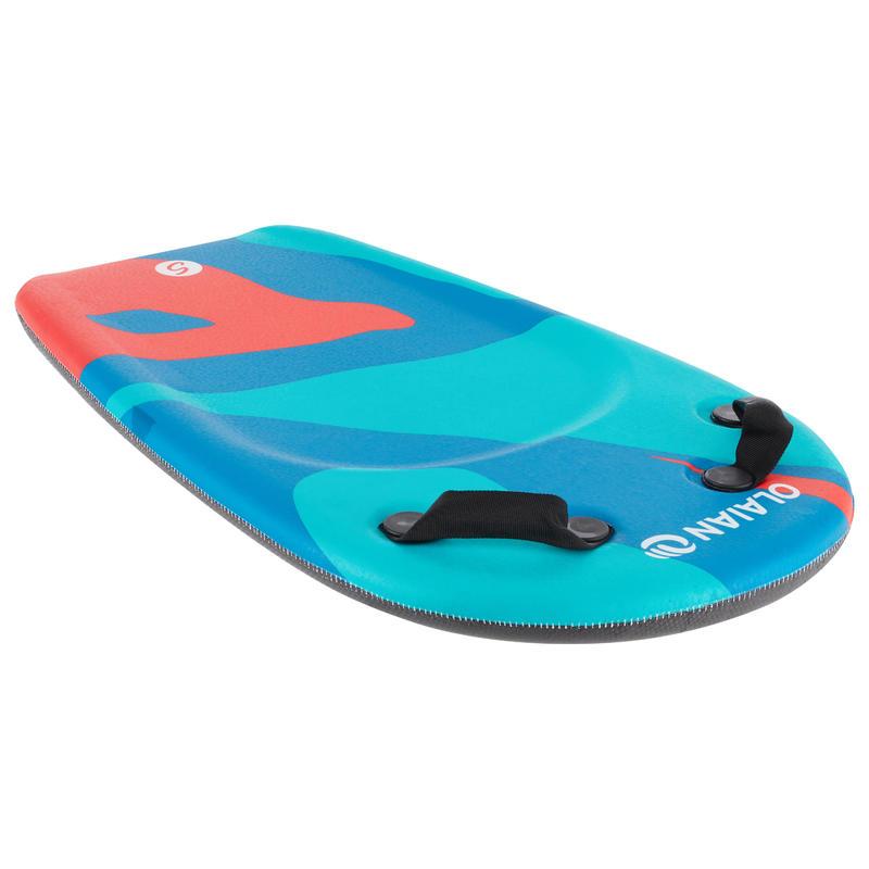 Bodyboard BODYATU para niños de 4 a 8 años camuflaje con asas