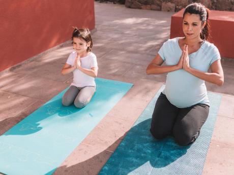 yoga enfant para 5