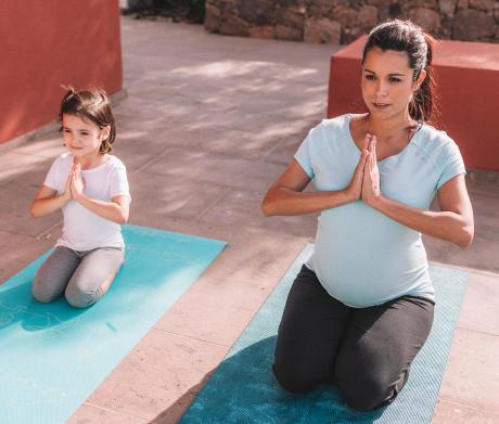 yoga criança