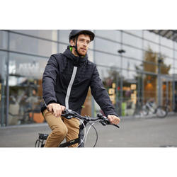 Warme regenjas fiets 900 heren