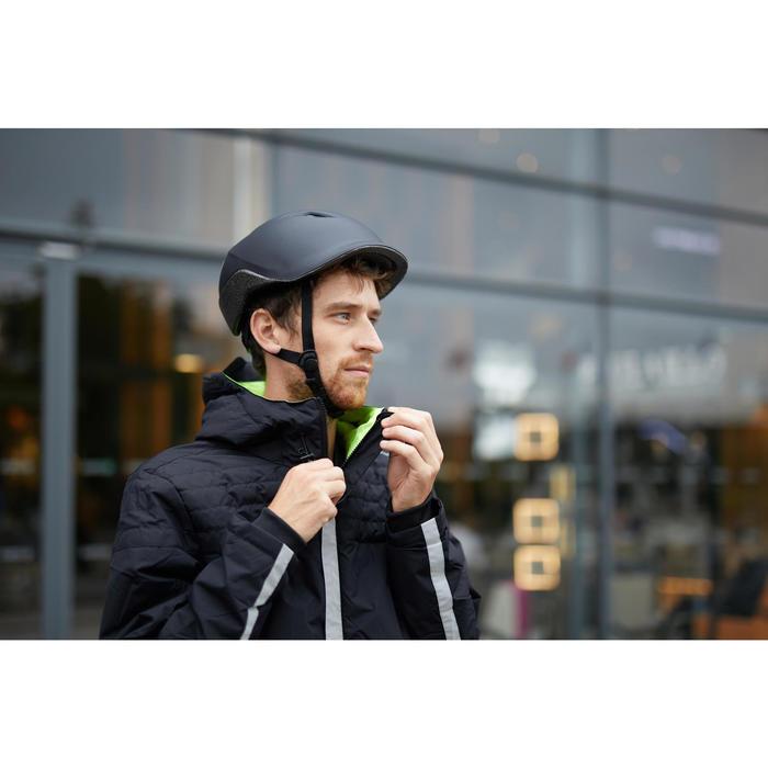 Warme regenjas fiets 900 heren - fietsjas