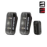 ST 500 Front/Rear USB LED Bike Light Set