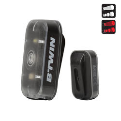 VIOO Clip 500 Cycling Front/Rear USB LED Light