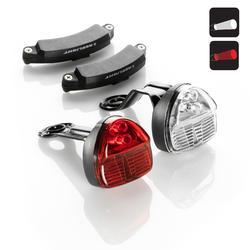 Ledfietsverlichting Reelight SL200 voor- en achterlicht